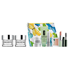 Buy Clinique Moisturisers Dry / Combination with Summer Bonus Time Gift Online at johnlewis.com
