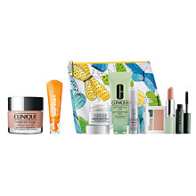 Buy Clinique Eye Cream and Moisturiser with Summer Bonus Time Gift Online at johnlewis.com