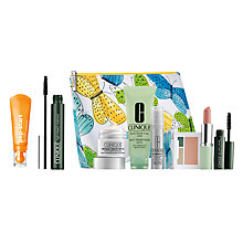 Buy Clinique Eye Cream and Mascara with Summer Bonus Time Gift Online at johnlewis.com