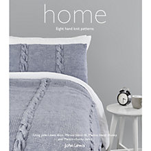 Buy John Lewis Home Knitting Pattern Brochure Online at johnlewis.com