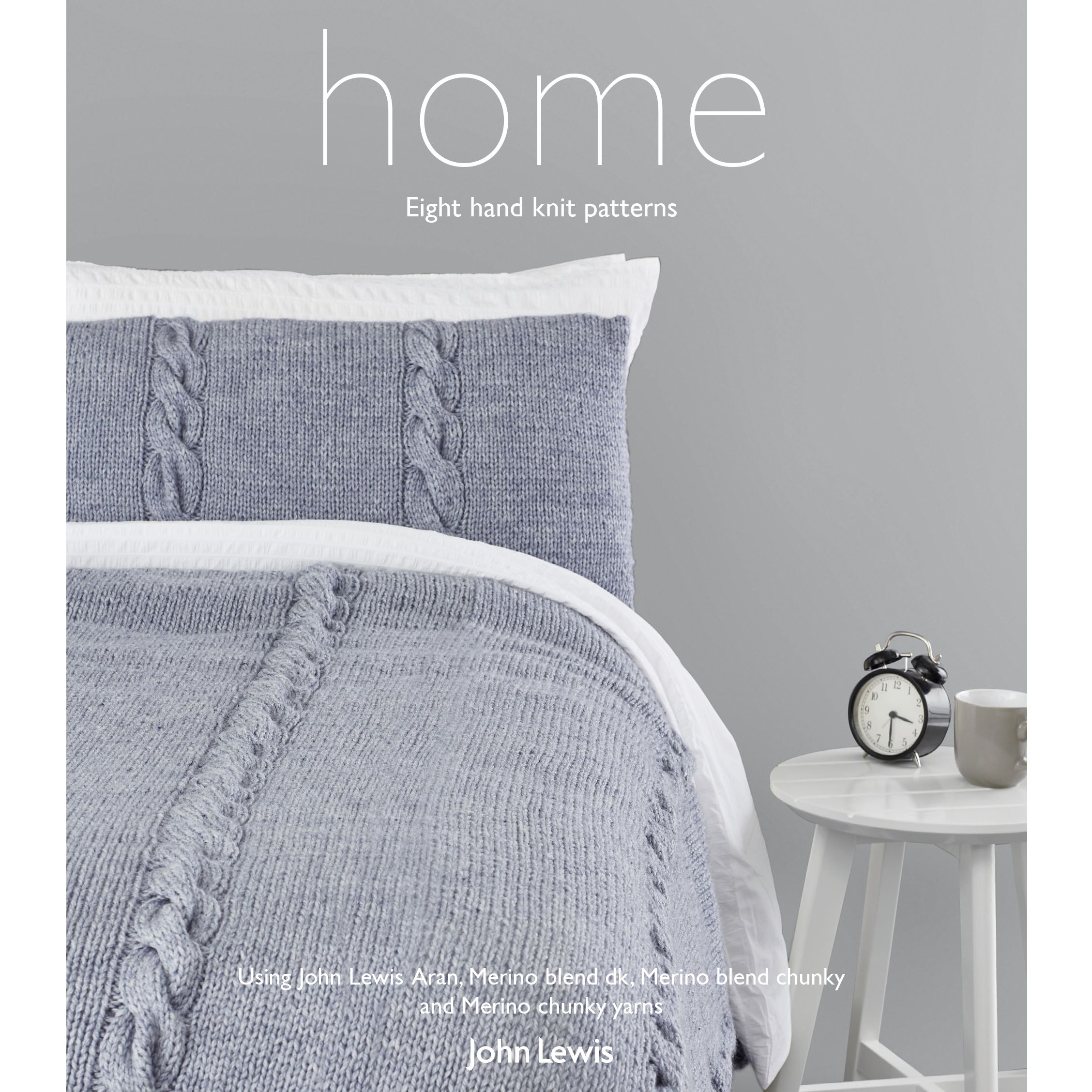 Knitting Pattern John Lewis : Buy John Lewis Home Knitting Pattern Brochure John Lewis