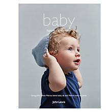 Buy John Lewis Baby Knitting Pattern Brochure Online at johnlewis.com