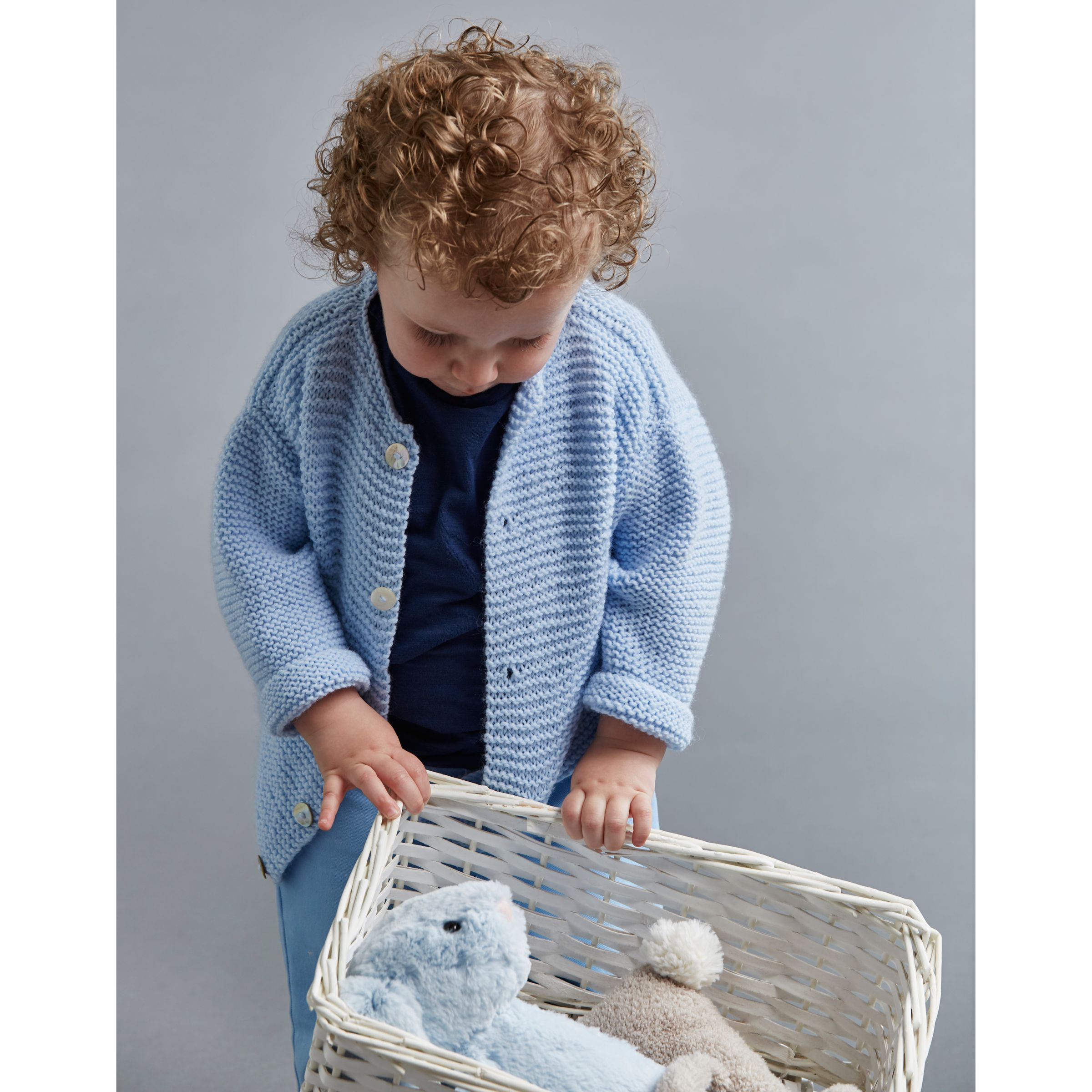 Knitting Pattern John Lewis : Buy John Lewis Baby Knitting Pattern Brochure John Lewis