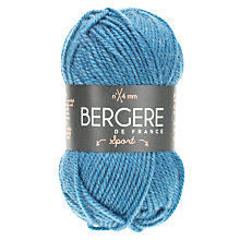 Buy Bergere De France Sport Aran Wool Mix Yarn, 50g Online at johnlewis.com