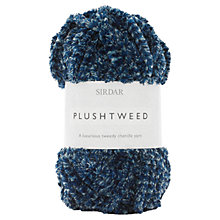 Buy Sirdar Plush Tweed Yarn, 100g Online at johnlewis.com