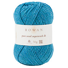 Buy Rowan Pure Wool Superwash DK, 50g Online at johnlewis.com