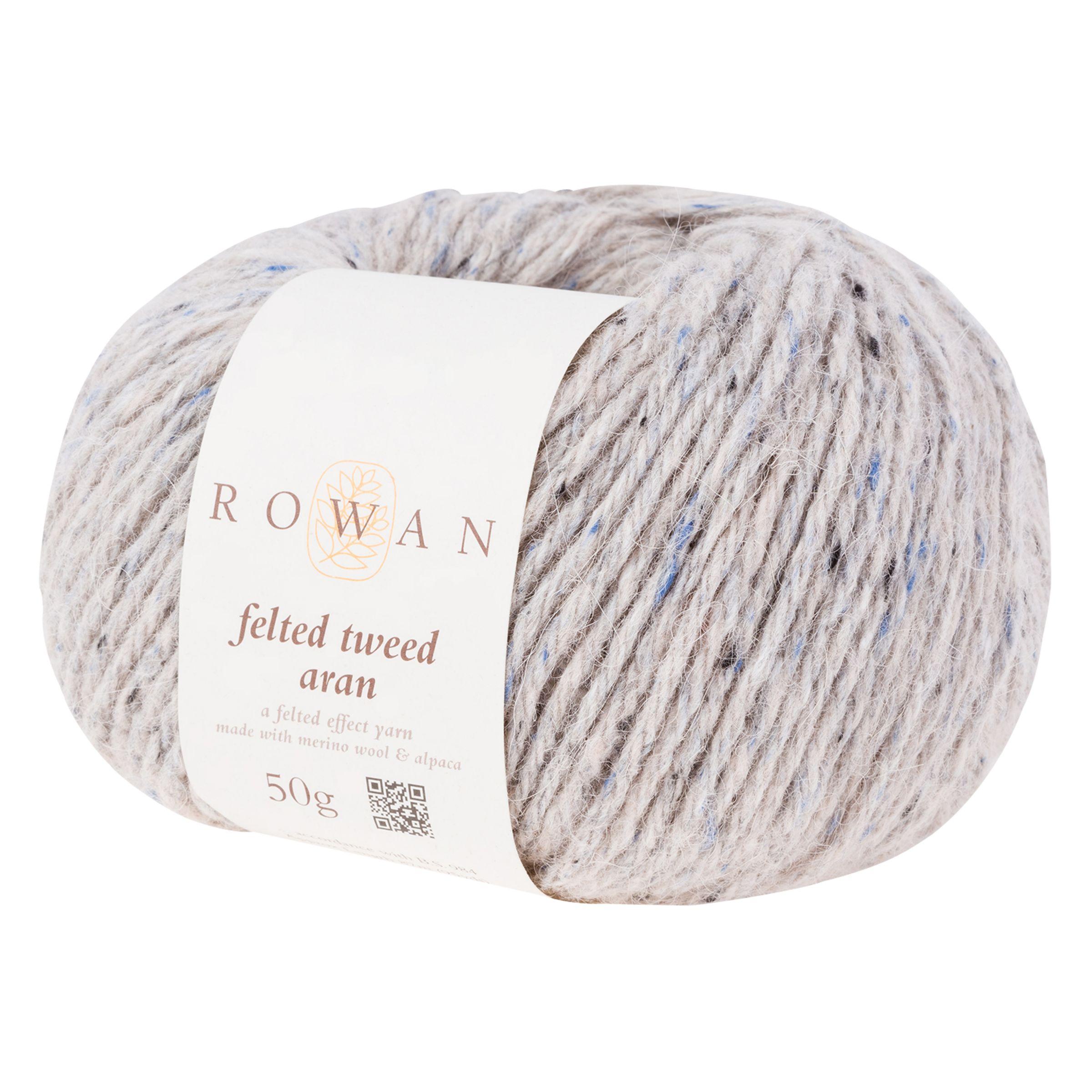 Rowan Rowan Felted Tweed Aran Yarn, 50g