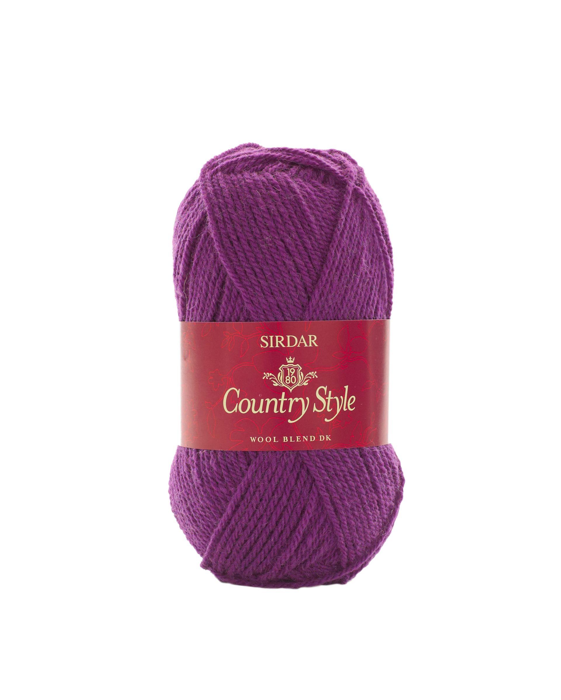 Sirdar Sirdar Country Style DK Yarn, 50g