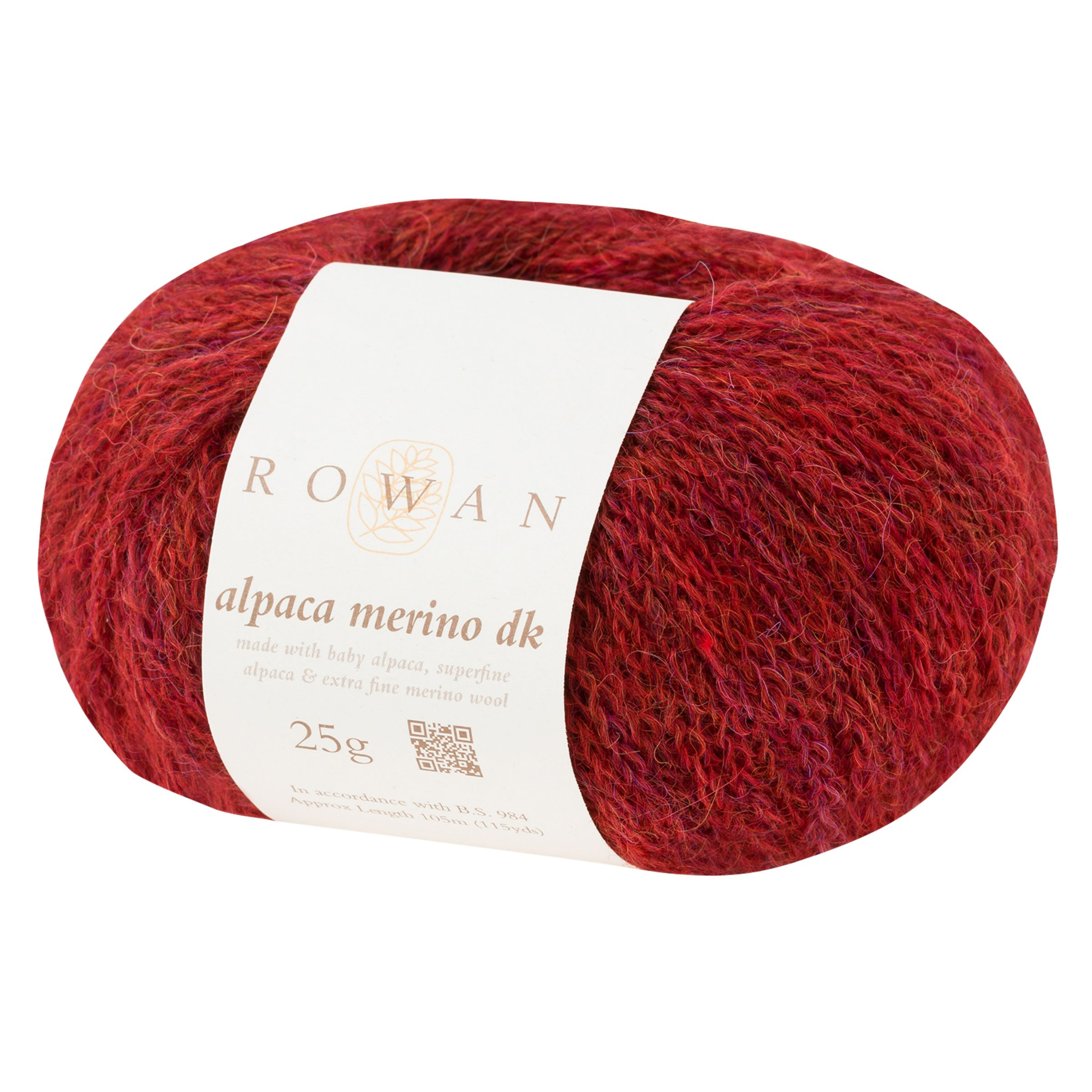 Rowan Rowan Alpaca Merino DK Yarn, 25g