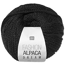 Buy Rico Fashion Alpaca Dream Chunky Yarn, 50g Online at johnlewis.com