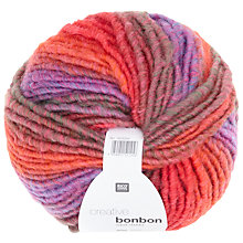 Buy Rico Creative Bonbon Super Chunky Yarn, 100g Online at johnlewis.com