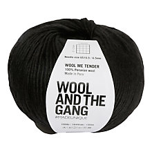 Buy Wool and the Gang Wool Me Tender Chunky Yarn, 100g Online at johnlewis.com