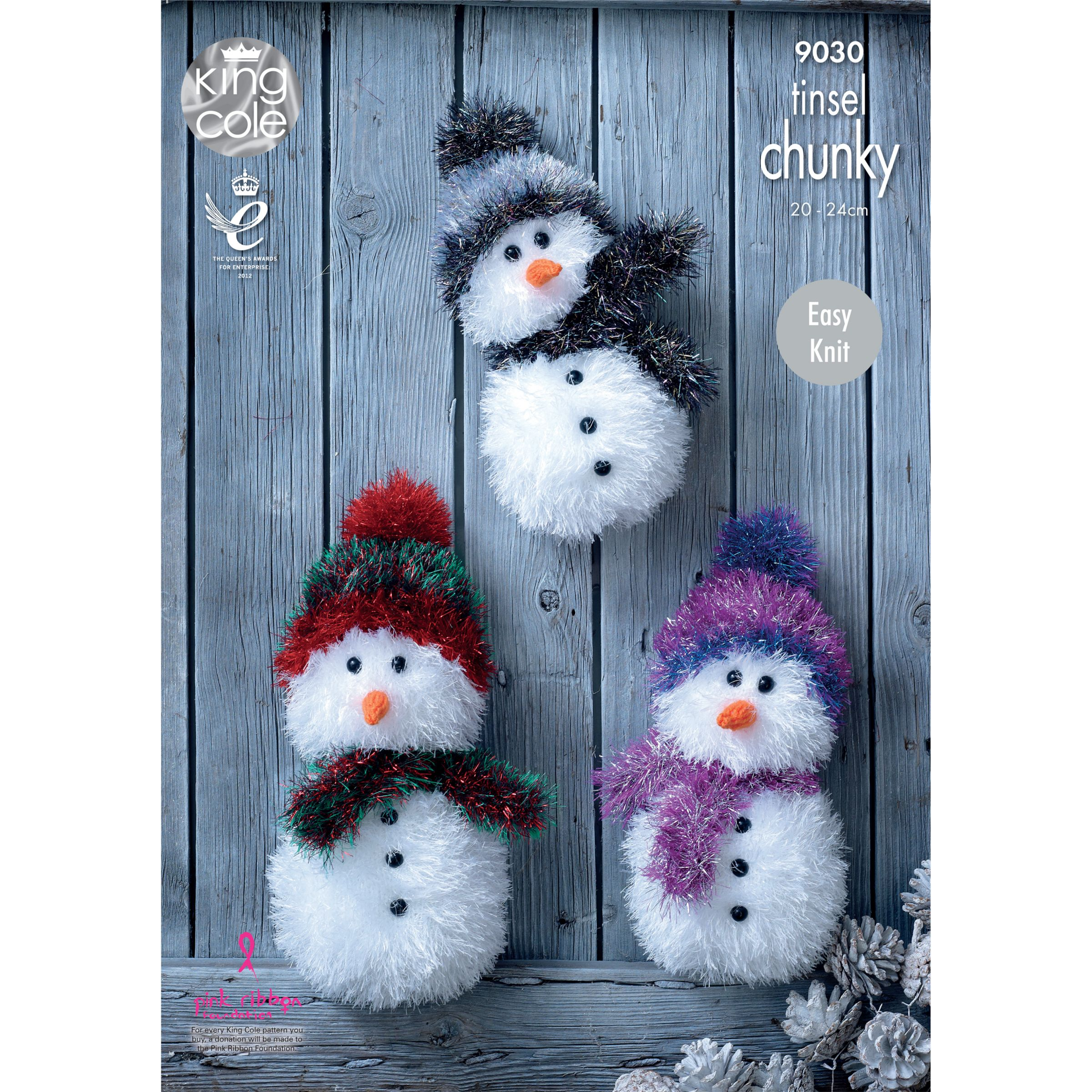 John Lewis Snowman Knitting Pattern : Knitting & Crochet Patterns John Lewis