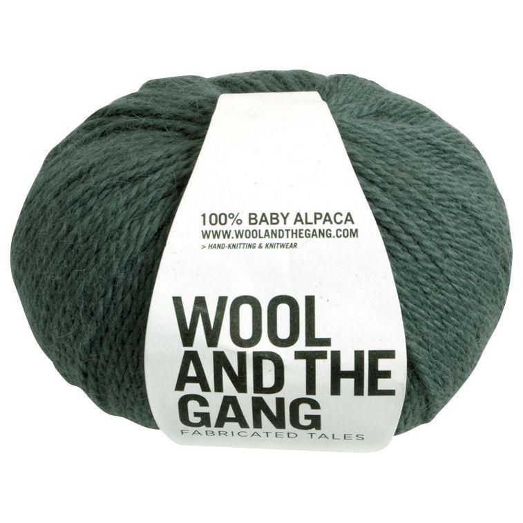Wool and the Gang Wool and the Gang Sugar Baby Alpaca DK Yarn, 50g