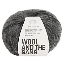 Buy Wool and the Gang Feeling Good Aran Yarn, 50g Online at johnlewis.com