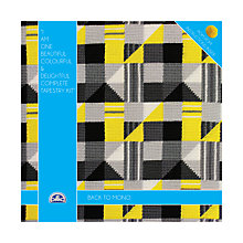 Buy DMC Creative Back To Mono Tapestry Kit Online at johnlewis.com