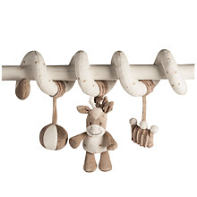 Buy Nattou Noa The Horse Activity Spiral Toy Online at johnlewis.com
