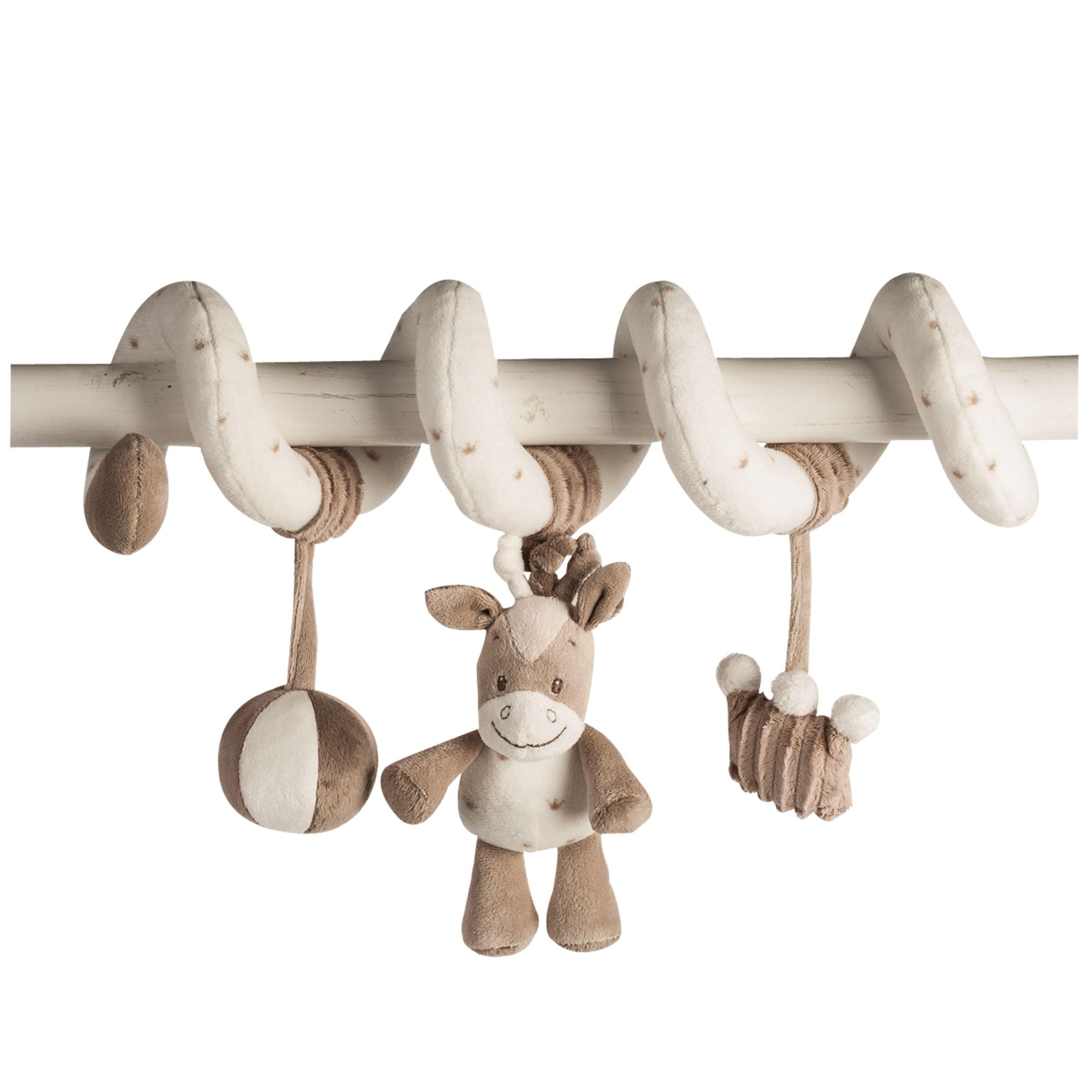 Nattou Nattou Noa The Horse Activity Spiral Toy