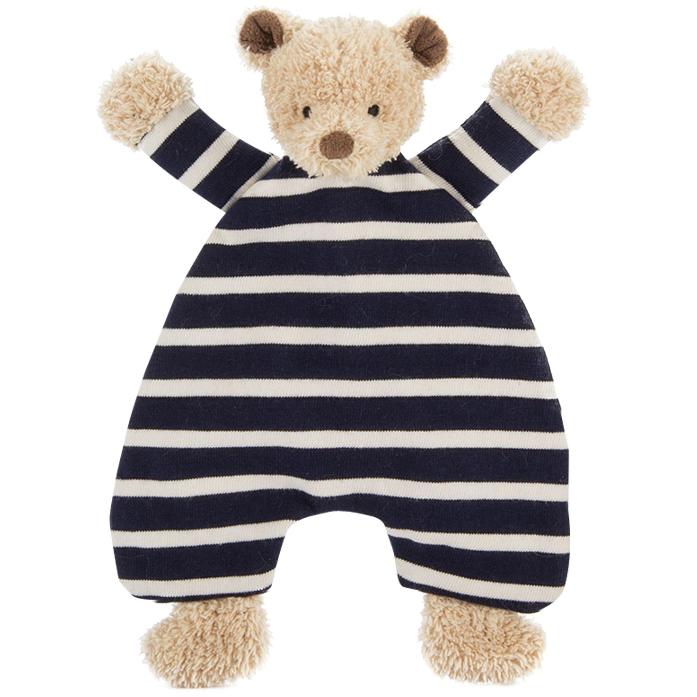 Jellycat Jellycat Breton Bear Soother Soft Toy