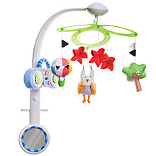 Buy Taf Toys Mp3 Mobile Cot Toy Online at johnlewis.com