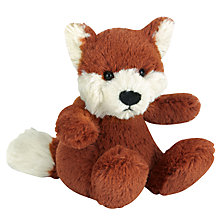 Buy Jellycat Poppet Fox Soft Toy Online at johnlewis.com