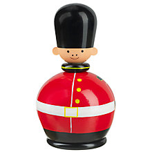 Buy Orange Tree Wooden Soldier Money Box Online at johnlewis.com