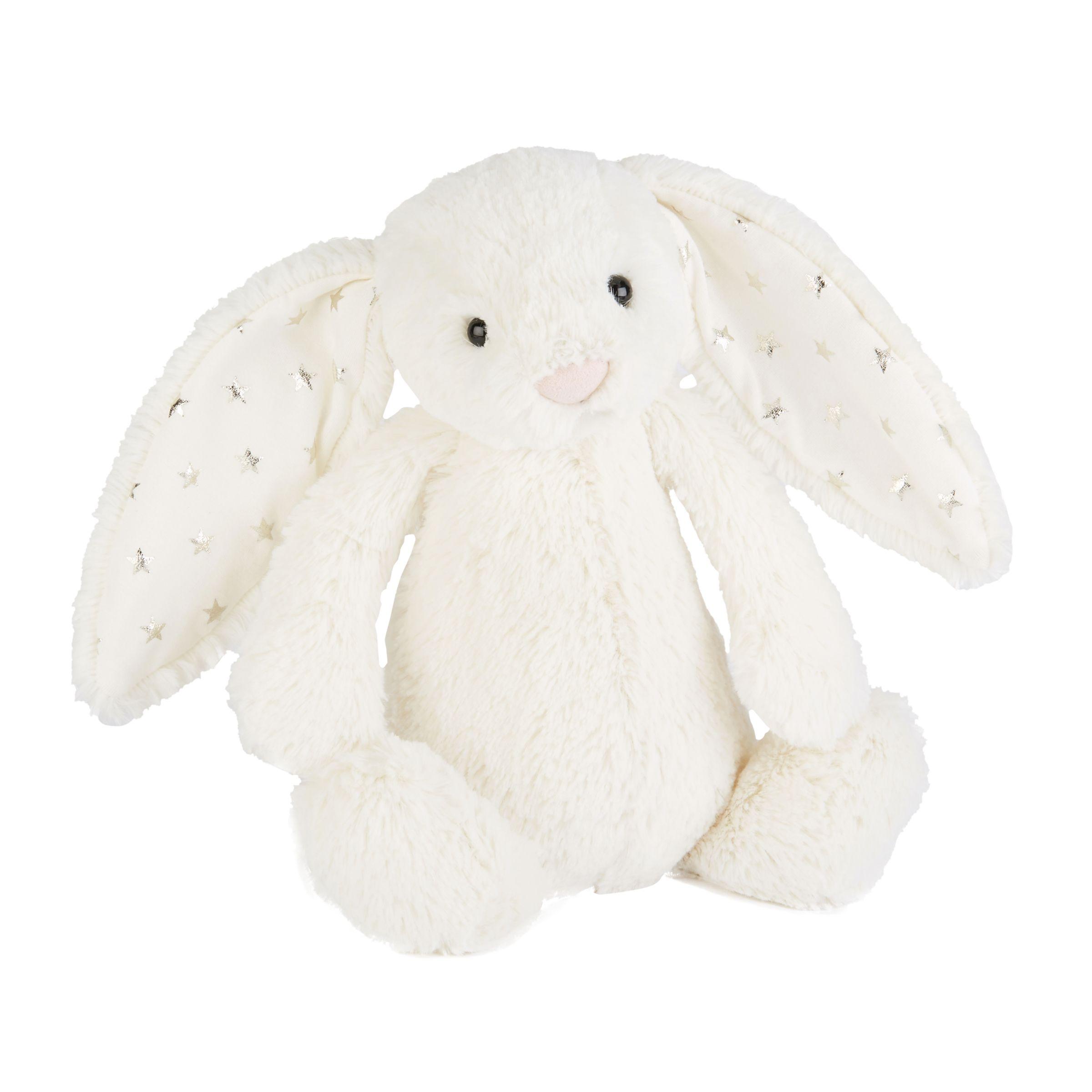Jellycat Jellycat Bashful Twinkle Bunny Soft Toy, Small