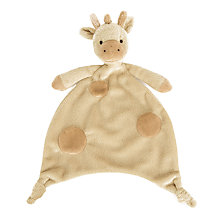 Buy Jellycat Gentle Giraffe Soother Soft Toy Online at johnlewis.com