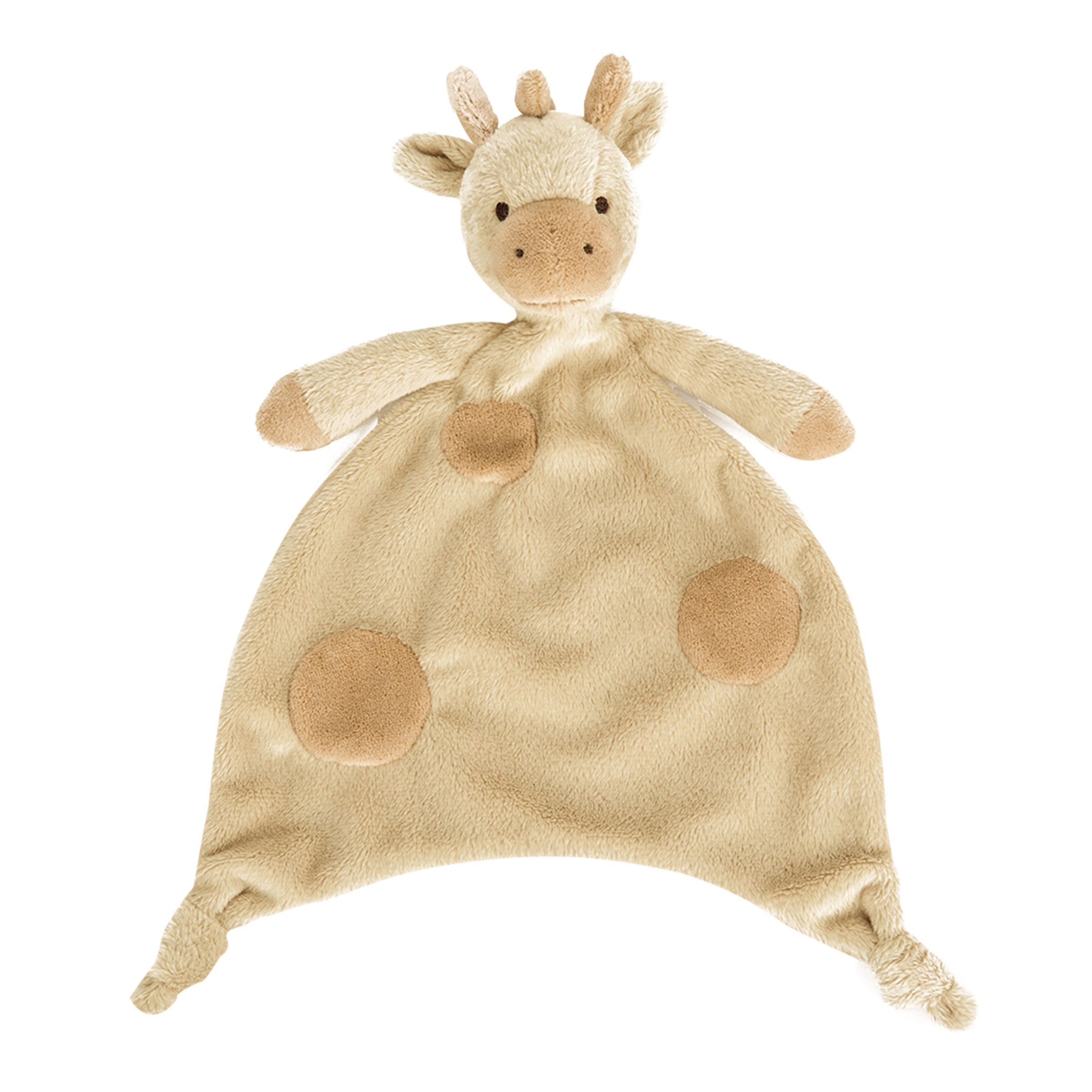 Jellycat Jellycat Gentle Giraffe Soother Soft Toy