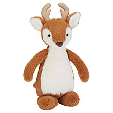 Buy Jellycat Bobkin Reindeer Soft Toy, Small Online at johnlewis.com