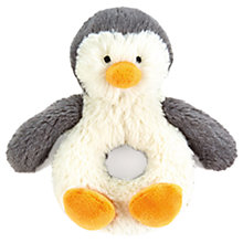 Buy Jellycat Bashful Penguin Grabber Soft Toy Online at johnlewis.com