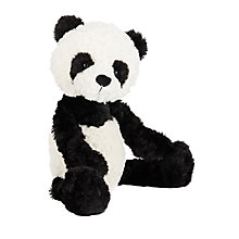Buy Jellycat Mumble Panda Soft Toy Online at johnlewis.com