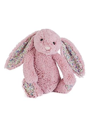 Jellycat Blossom Bunny Soft Toy, Small, Pink