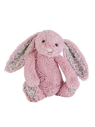 Jellycat Blossom Bunny Soft Toy, Medium, Pink