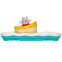 Buy Taf Toys Musical Boat Cot Toy Online at johnlewis.com