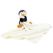 Buy Jellycat Bashful Penguin Soother Online at johnlewis.com