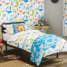 Buy Scion Animal Magic Duvet Set, Single Online at johnlewis.com