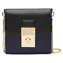 Buy Ted Baker Taela Across Body Bag, Dark Blue Online at johnlewis.com