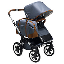 Buy Bugaboo Donkey Weekender Mono Complete Pushchair Online at johnlewis.com
