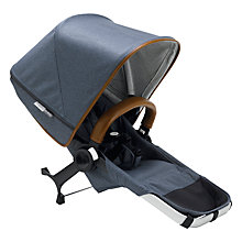 Buy Bugaboo Donkey Weekender Twin Extension Set Online at johnlewis.com