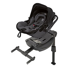 Buy Kiddy Evoluna i-Size Group 0+ Baby Car Seat, Racing Black Online at johnlewis.com