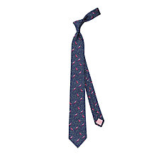 Buy Thomas Pink Bird Branch Silk Tie Online at johnlewis.com