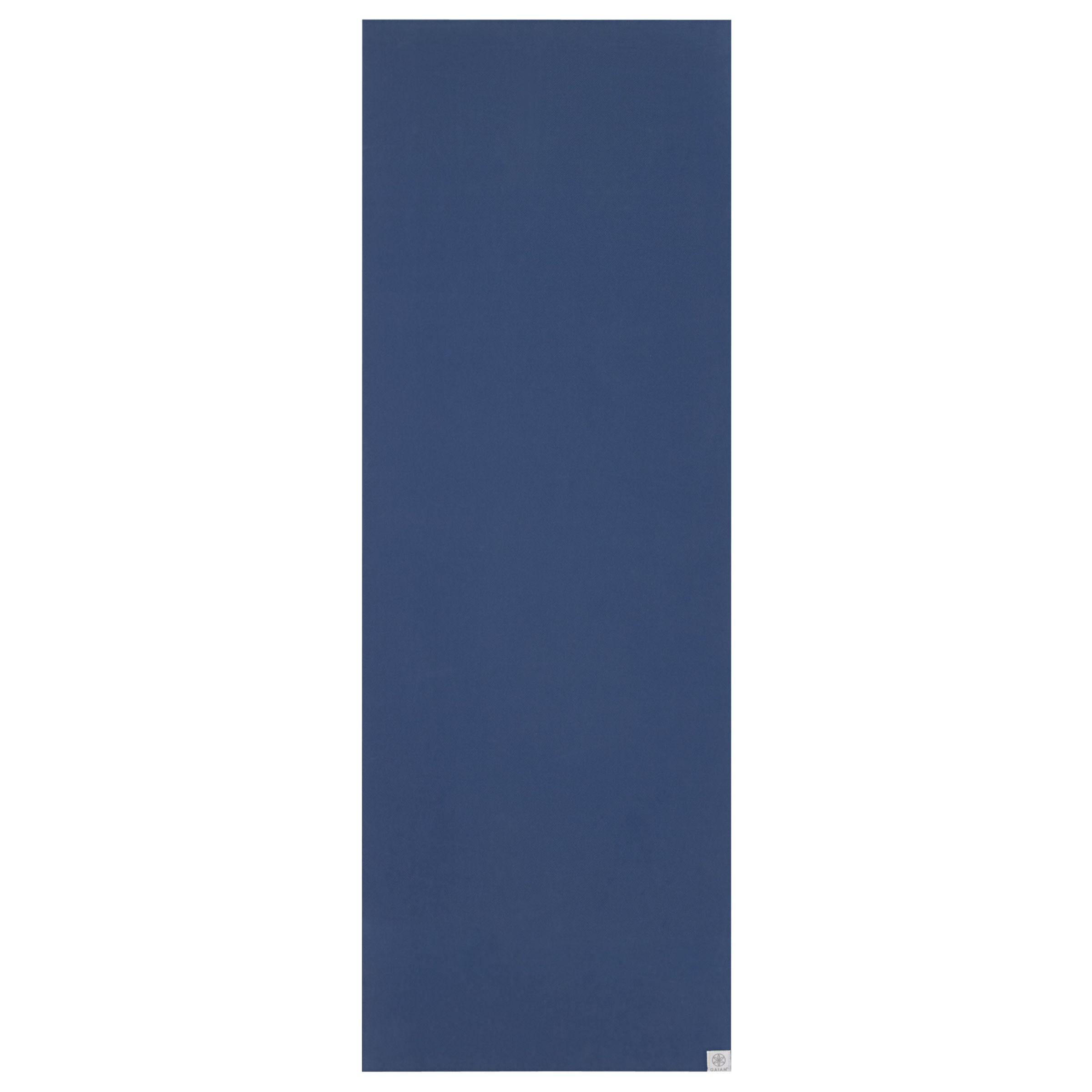 Gaiam Gaiam Premium-Grip Yoga Mat, Blue