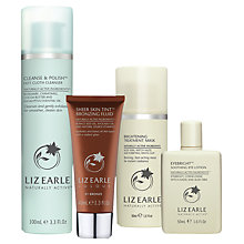 Buy Liz Earle Cleanse & Polish™ and Bronzing Fluid with Gifts Online at johnlewis.com