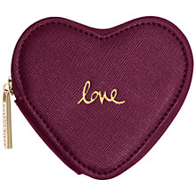 Buy Katie Loxton Love Coin Purse Online at johnlewis.com