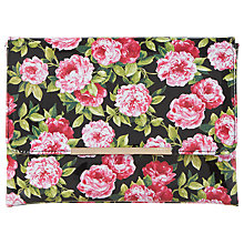 Buy Dune Beaut Floral Clutch Bag Online at johnlewis.com