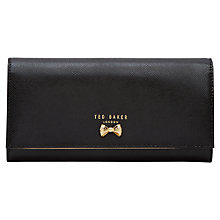 Buy Ted Baker Serita Leather Matinee Purse Online at johnlewis.com