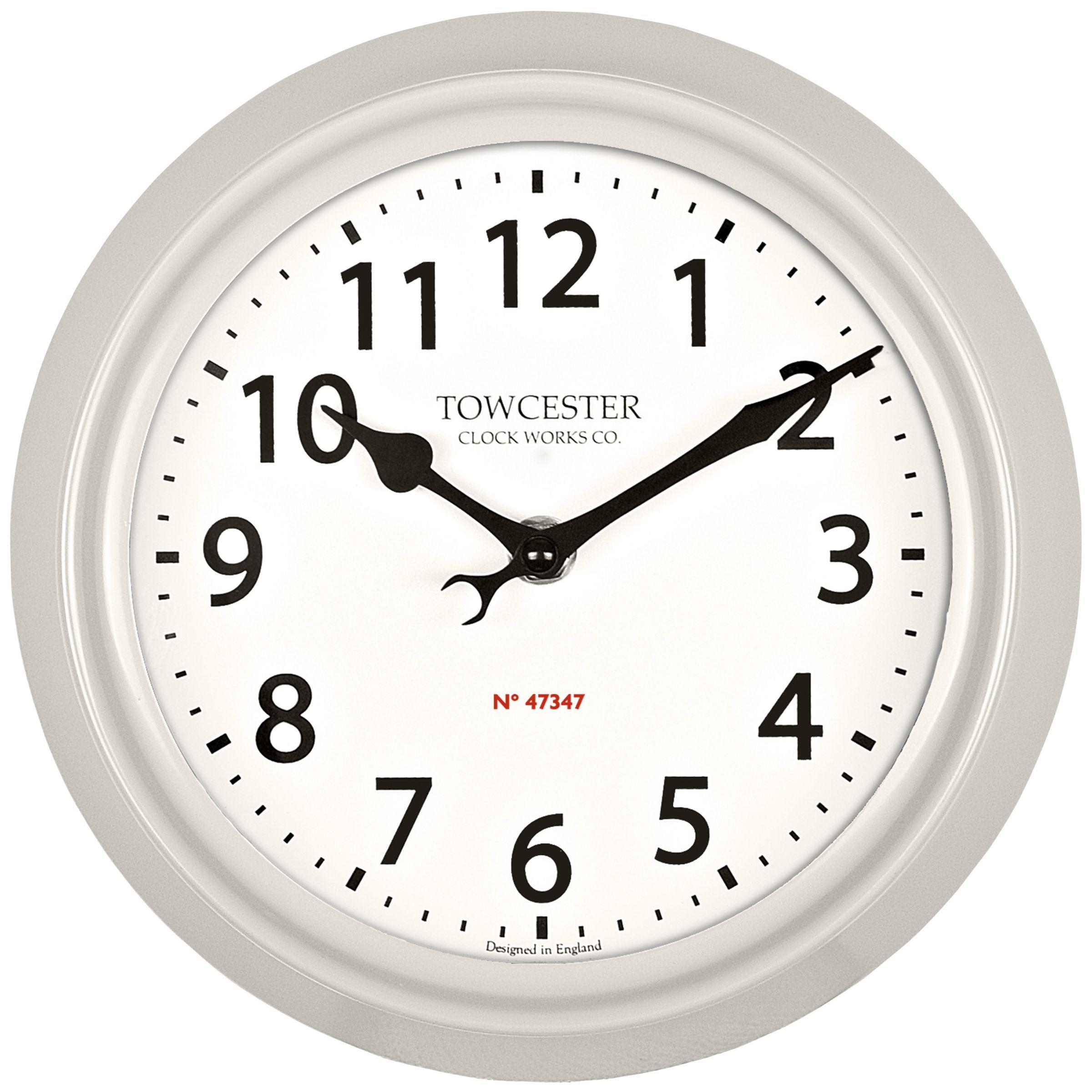 Acctim Acctim Shelton Dusk Wall Clock, Dia.21.5cm