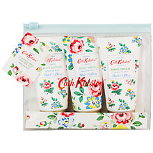 Buy Cath Kidston Meadow Posy Cleanse & Soften Body Set Online at johnlewis.com