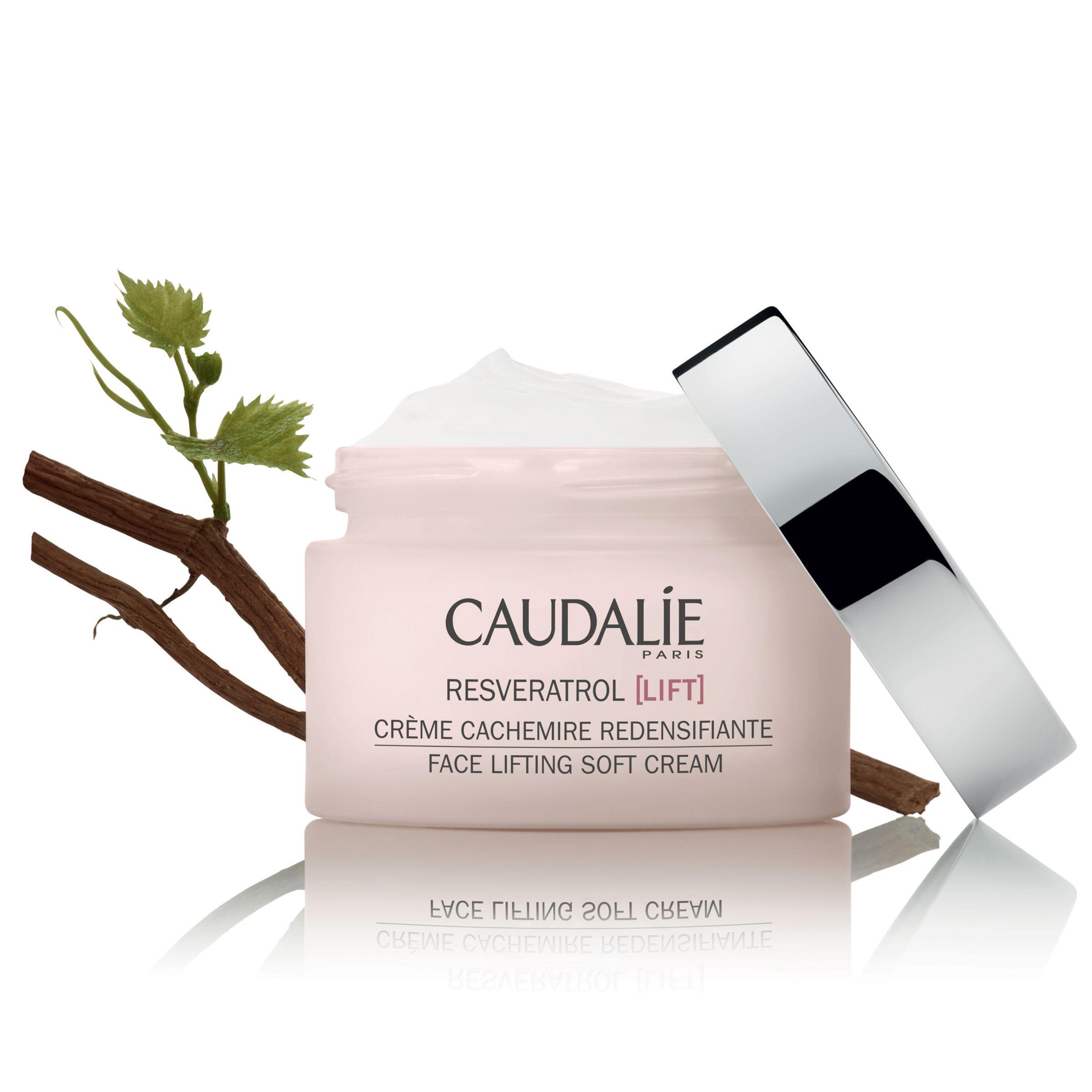 Caudalie Caudalie Resveratrol Face Lifting Soft Cream, 50ml